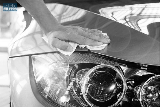 Предпродажная подготовка автомобиля в Челябинске