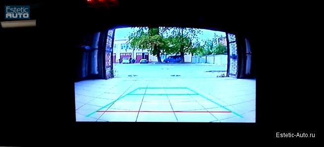 Установка камеры заднего вида в Челябинске