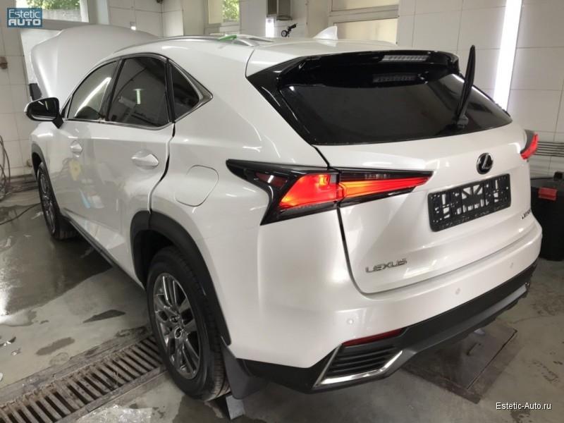 Тонирование Lexus