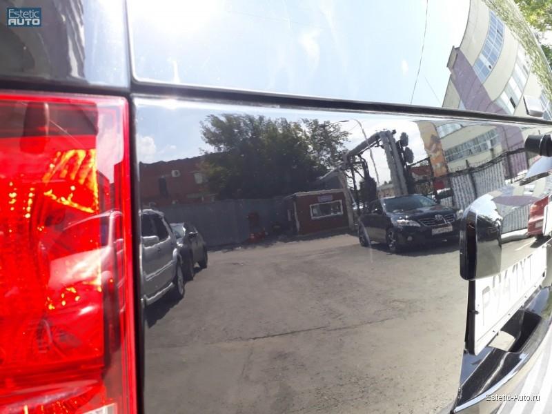 Жидкое стекло на кузове