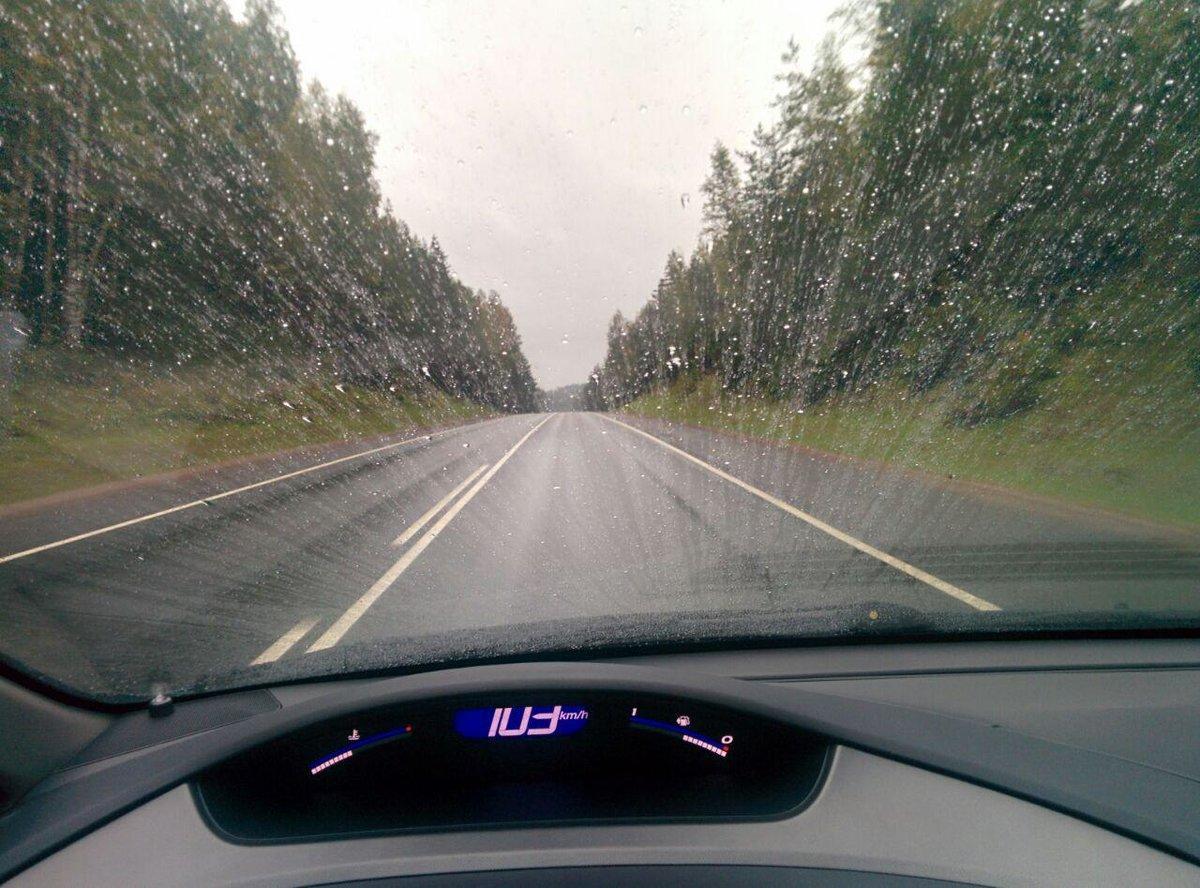 Антидождь для авто