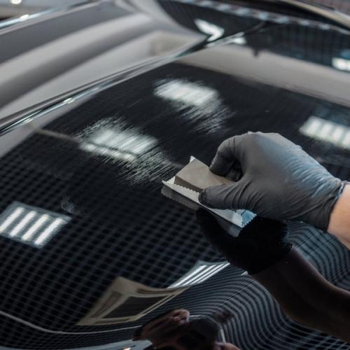 Покрытие кузова авто керамикой в Челябинске