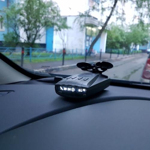 Установка антирадара на авто в Челябинске